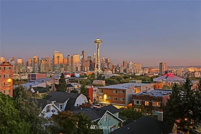1 Ward Street Ph-W, Seattle, WA 98109 (#1657282) :: Alchemy Real Estate