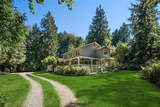 10010 NE Springwood Lane, Bainbridge Island, WA 98110 (#1657324) :: Urban Seattle Broker