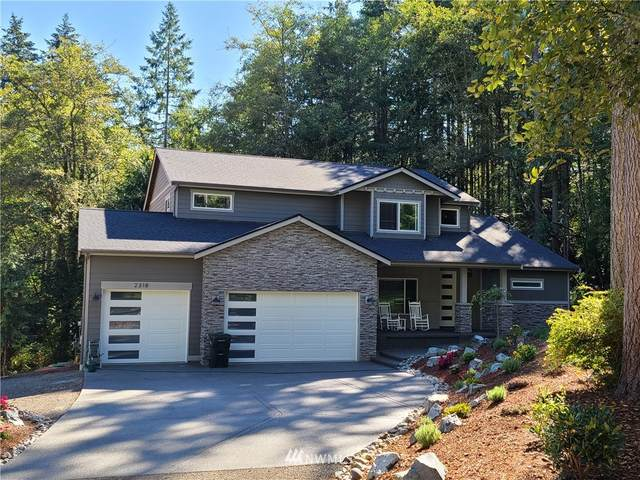 4912 Murphy Drive NW, Gig Harbor, WA 98335 (MLS #1657453) :: Brantley Christianson Real Estate