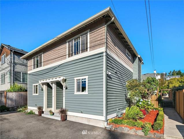 6045 Fauntleroy Way SW B, Seattle, WA 98136 (#1657523) :: Pacific Partners @ Greene Realty