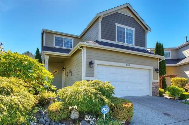 18417 115th Avenue E, Puyallup, WA 98374 (#1657529) :: McAuley Homes