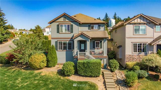 16708 Woodside Drive SE, Renton, WA 98058 (#1657537) :: Pacific Partners @ Greene Realty