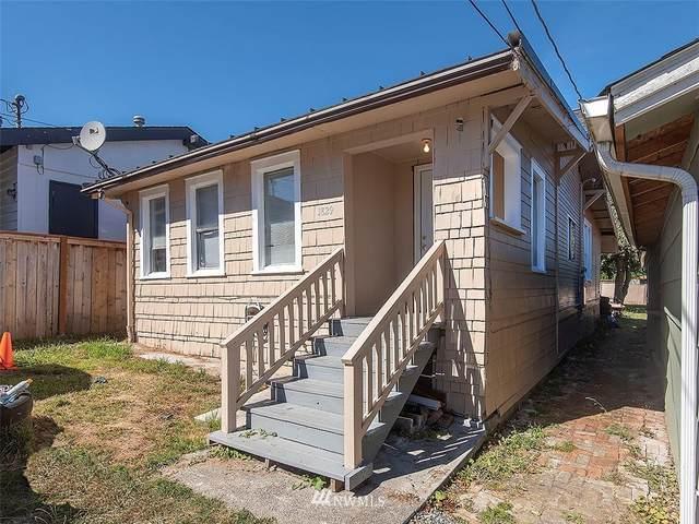 1831 Madison Street SE, Everett, WA 98203 (#1657586) :: McAuley Homes