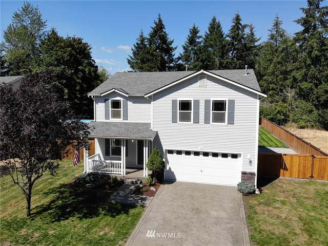11605 212th Street E, Graham, WA 98338 (#1657645) :: Ben Kinney Real Estate Team
