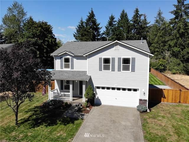 11605 212th Street E, Graham, WA 98338 (#1657645) :: Urban Seattle Broker