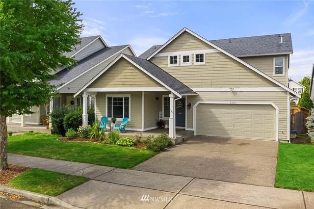 6921 Axis Street SE, Lacey, WA 98513 (#1657679) :: Ben Kinney Real Estate Team