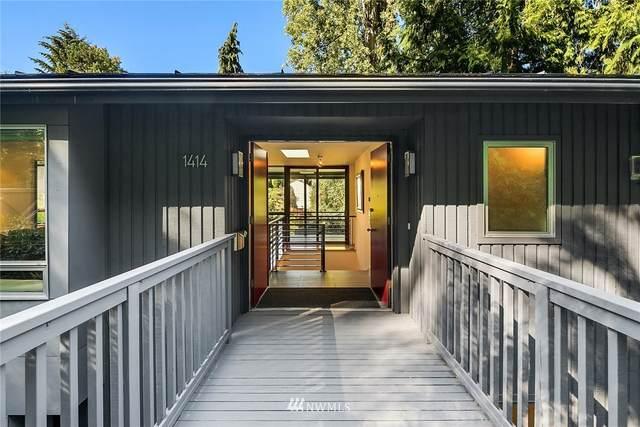 1414 E Lynn Street, Seattle, WA 98112 (#1657699) :: Becky Barrick & Associates, Keller Williams Realty