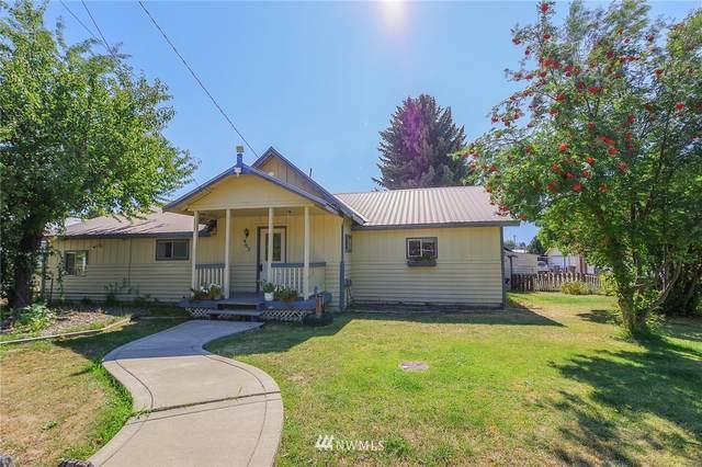 902 E 4th Street, Cle Elum, WA 98922 (#1657956) :: McAuley Homes