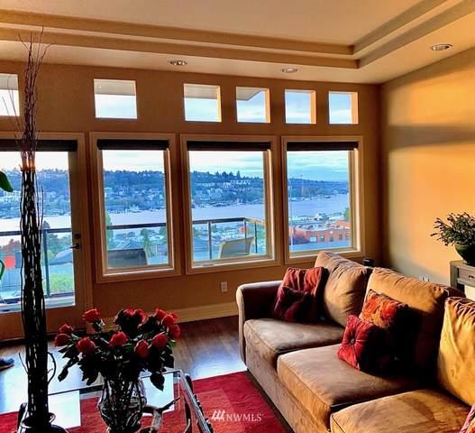 1956 Harvard Avenue E #204, Seattle, WA 98102 (#1657971) :: Ben Kinney Real Estate Team