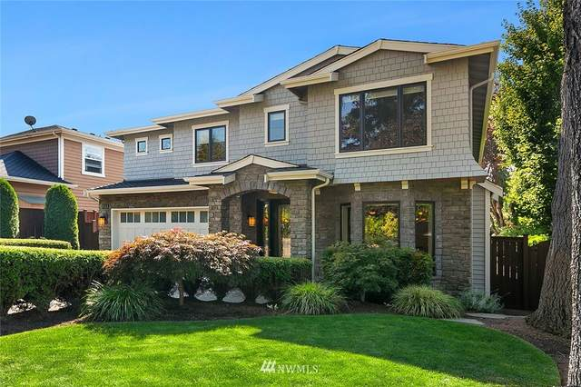 713 16th Avenue W, Kirkland, WA 98033 (#1657973) :: The Robinett Group