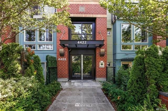 4422 Bagley Avenue N #104, Seattle, WA 98103 (#1658013) :: Northern Key Team