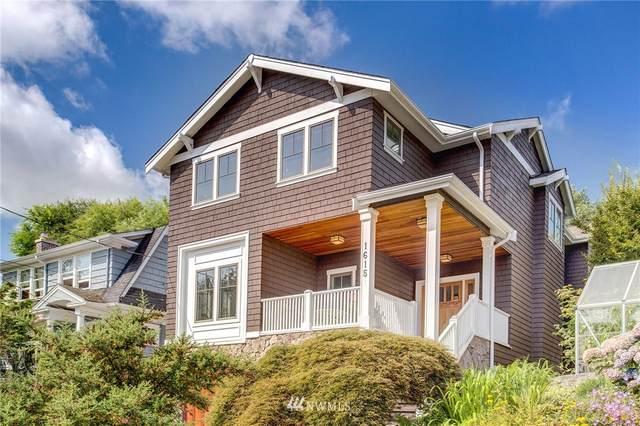 1615 35th Ave, Seattle, WA 98122 (#1658027) :: McAuley Homes