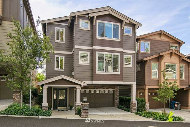 10505 SE 10th Court #3, Bellevue, WA 98004 (#1658170) :: Hauer Home Team