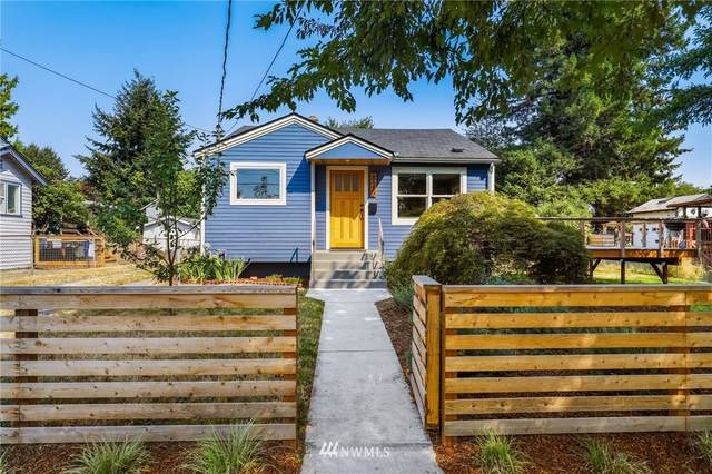 820 S Rose Street, Seattle, WA 98108 (#1658175) :: NextHome South Sound