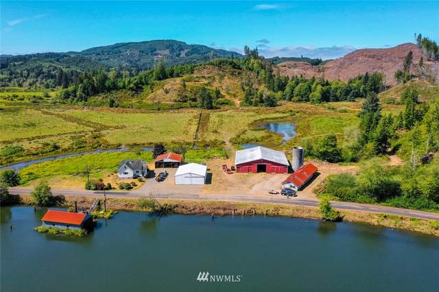 169 W Deep River Road, Naselle, WA 98638 (#1658198) :: Pickett Street Properties
