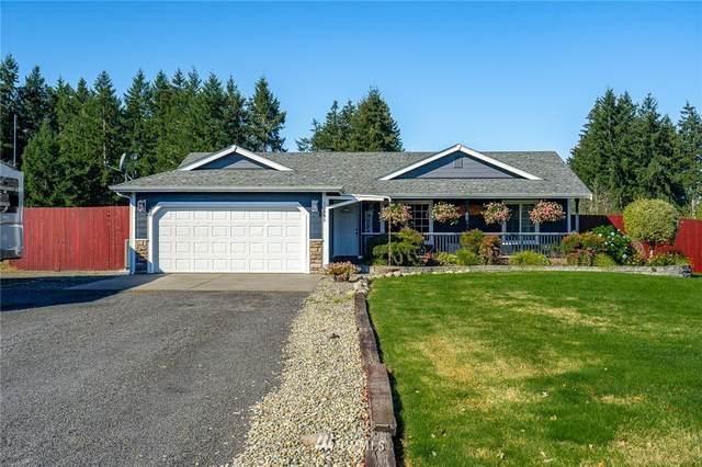 18025 Danby Drive SW, Rochester, WA 98579 (#1658220) :: Ben Kinney Real Estate Team