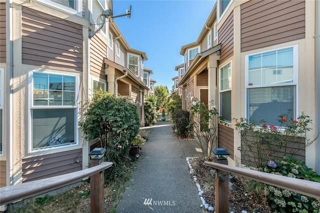 10547 Midvale Avenue N C, Seattle, WA 98133 (#1658237) :: Urban Seattle Broker