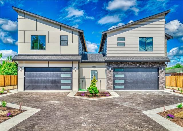 5201 138th Street NE #1, Marysville, WA 98271 (#1658439) :: The Robinett Group