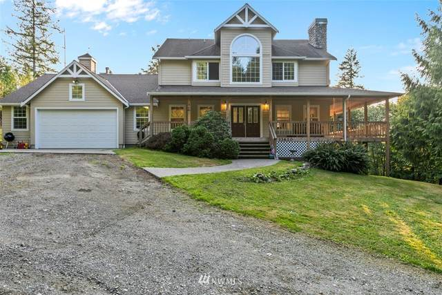 13610 215th Place NE, Arlington, WA 98223 (#1658457) :: Ben Kinney Real Estate Team