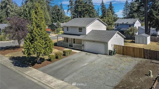 503 Rainier Acres Road SE, Rainier, WA 98576 (#1658524) :: McAuley Homes