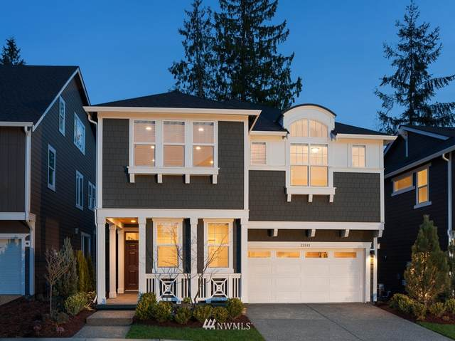 24693 SE 21st (Homesite 7) Place, Sammamish, WA 98075 (#1658531) :: Tribeca NW Real Estate
