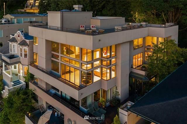 1118 Lakeview Boulevard E #4, Seattle, WA 98102 (#1658564) :: McAuley Homes