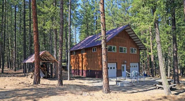15 Airstrip Road N, Twisp, WA 98856 (MLS #1658763) :: Nick McLean Real Estate Group