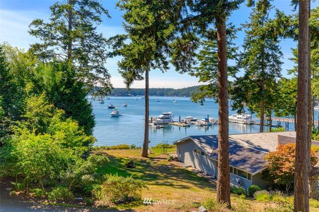 439 Afterglow Drive, San Juan Island, WA 98250 (#1658805) :: Pacific Partners @ Greene Realty