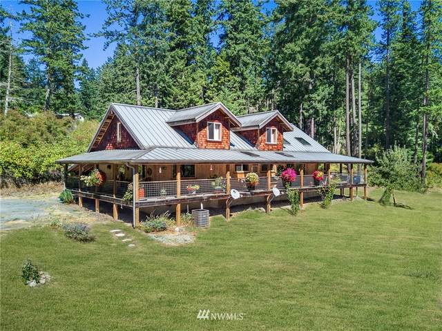 90 Blake Way, Friday Harbor, WA 98250 (#1658852) :: Becky Barrick & Associates, Keller Williams Realty