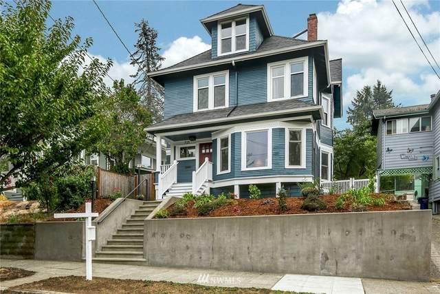 714 32nd Avenue, Seattle, WA 98122 (#1658873) :: Ben Kinney Real Estate Team