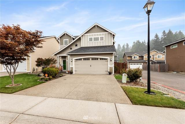 19517 91st Avenue E, Graham, WA 98338 (#1658893) :: Northwest Home Team Realty, LLC