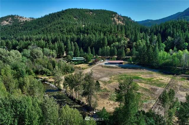 128 128B Poorman Creek Road, Twisp, WA 98856 (#1658902) :: Hauer Home Team