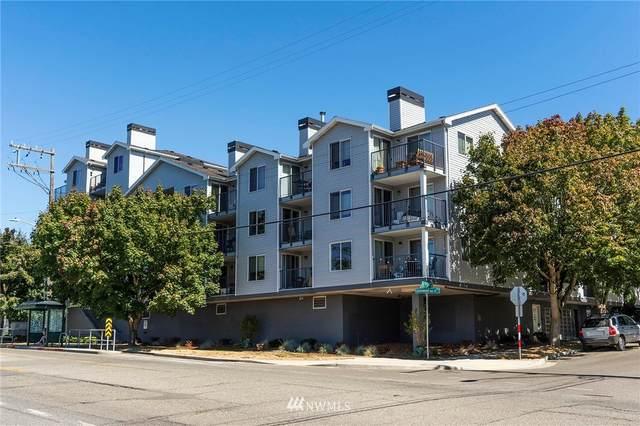9200 Greenwood Avenue N #409, Seattle, WA 98103 (#1659166) :: McAuley Homes