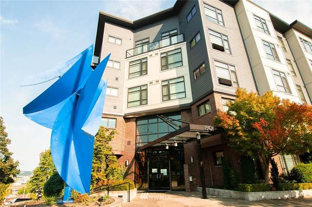 1501 Tacoma Avenue S #409, Tacoma, WA 98402 (#1659170) :: Alchemy Real Estate
