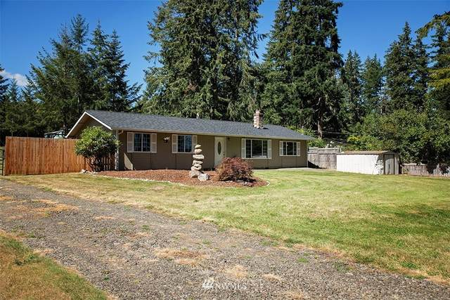 391 E Cronquist Road, Allyn, WA 98524 (#1659176) :: Pacific Partners @ Greene Realty