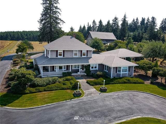 429 Penning Road, Chehalis, WA 98532 (#1659450) :: Better Properties Lacey
