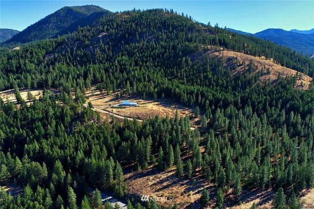 0 Poorman Creek Road, Twisp, WA 98856 (MLS #1659489) :: Nick McLean Real Estate Group
