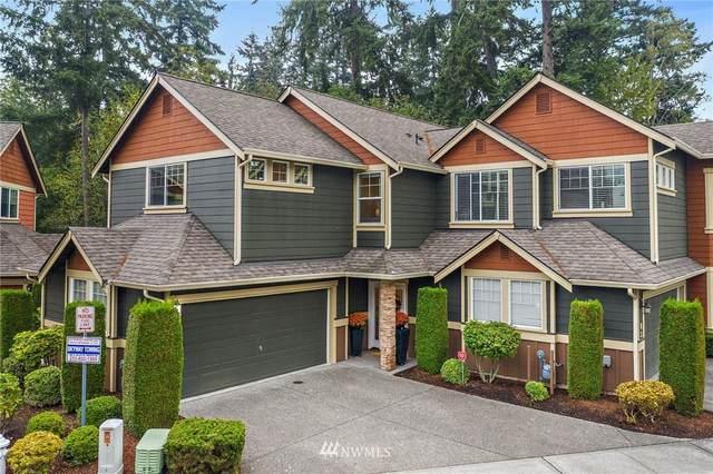 12900 SE 268th Street H1, Kent, WA 98030 (#1659544) :: Ben Kinney Real Estate Team