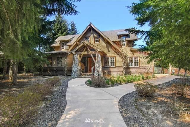 681 Cabin Trail Drive, Cle Elum, WA 98922 (#1659553) :: Alchemy Real Estate
