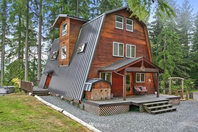 7414 Skinner Road, Granite Falls, WA 98252 (#1659569) :: Mike & Sandi Nelson Real Estate