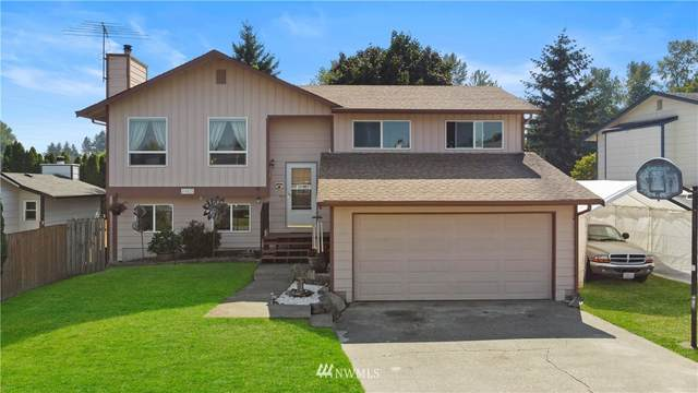 10425 SE 206th Place, Kent, WA 98031 (#1659633) :: Hauer Home Team