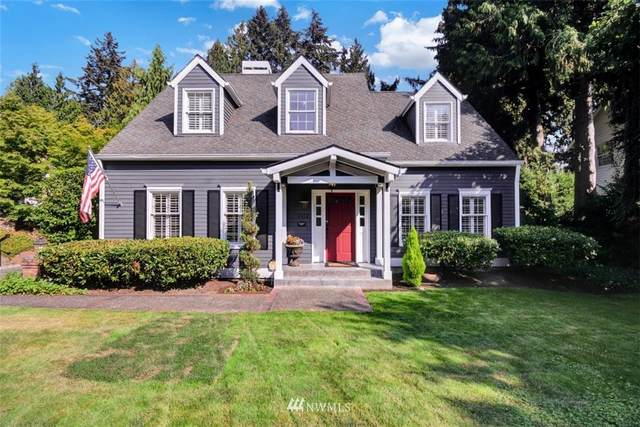 2412 100th Avenue NE, Bellevue, WA 98004 (#1659657) :: Better Homes and Gardens Real Estate McKenzie Group
