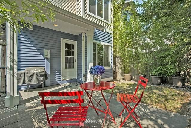 12726 35th Avenue NE B, Seattle, WA 98125 (#1659696) :: McAuley Homes