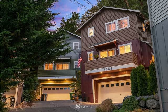 2484 SW Webster Place, Seattle, WA 98106 (#1659704) :: Pacific Partners @ Greene Realty