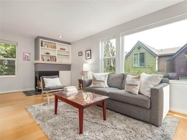 3420 Burke Avenue N B-206, Seattle, WA 98103 (#1659742) :: NextHome South Sound