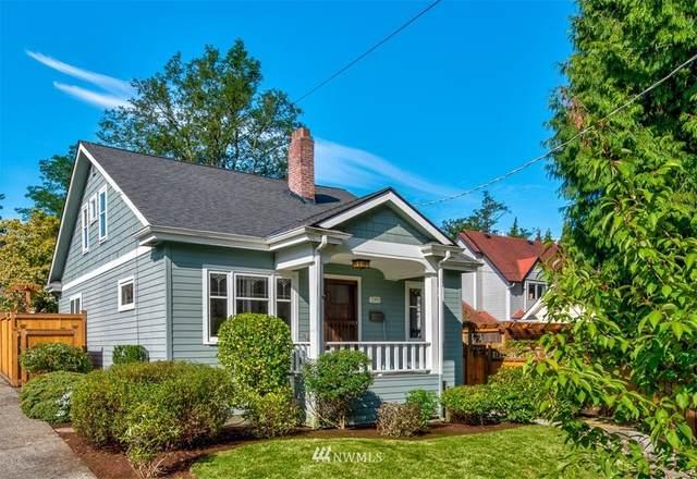 5919 Kirkwood Place N, Seattle, WA 98103 (#1659793) :: Urban Seattle Broker