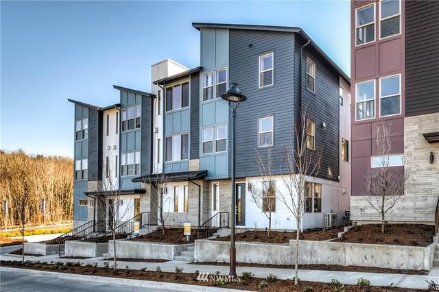 6732 136th Place SE 8F-2, Newcastle, WA 98059 (#1659800) :: McAuley Homes