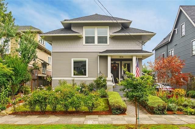 1816 2nd Avenue N, Seattle, WA 98109 (#1659835) :: Engel & Völkers Federal Way