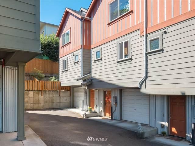 4838 S Chicago Street F, Seattle, WA 98118 (#1659882) :: Ben Kinney Real Estate Team