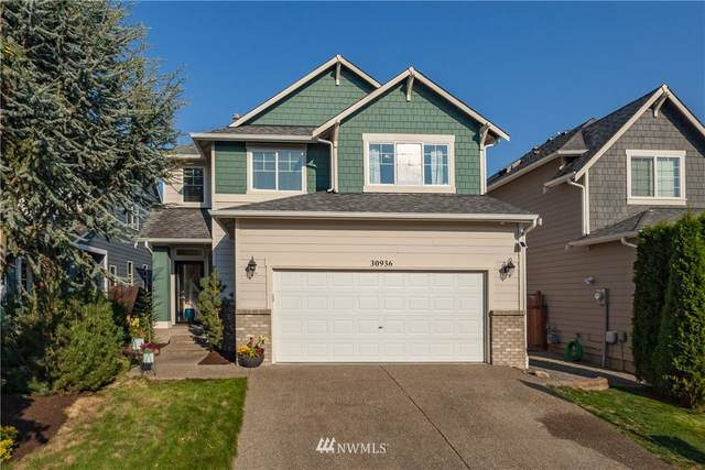 30936 SE 133rd Avenue SE, Auburn, WA 98092 (#1659895) :: Pacific Partners @ Greene Realty